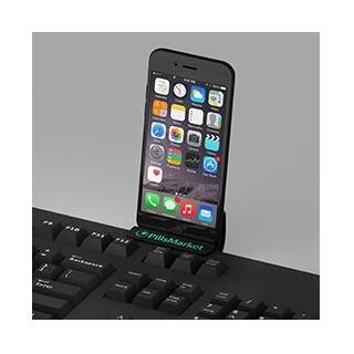 Telefoonhouder voor toetsenbord